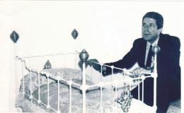 Leonard Cohen en la habitación de FGL